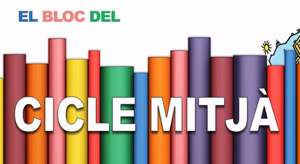 Enllaç al bloc del cicle mitjà de l'escola Regina Carmeli Horta
