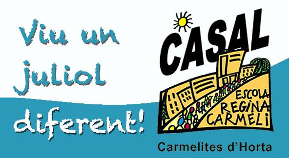 Blog del Casal d'Estiu de l'Escola Regina Carmeli Horta